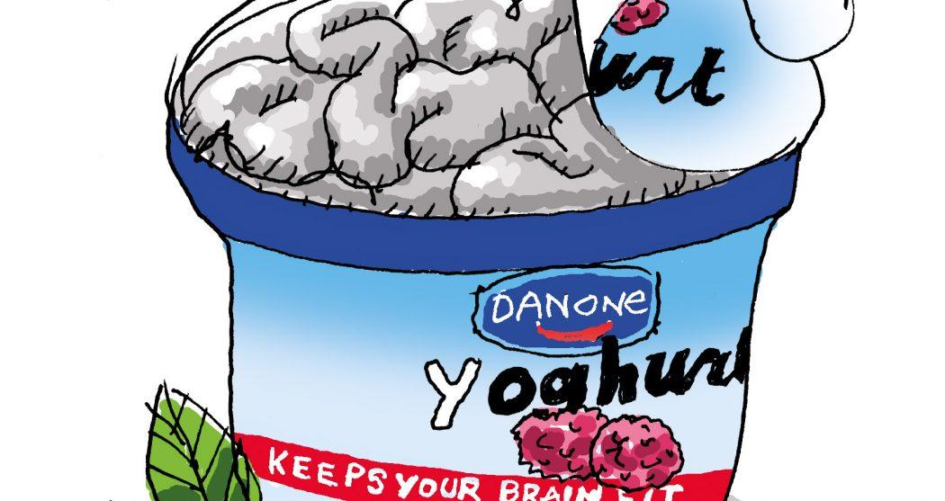 yoghurt brein