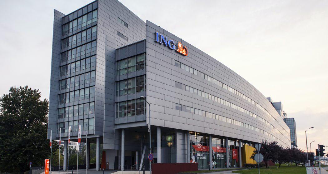 Kantoor van ING in Katowice. Bron: mediabank ING