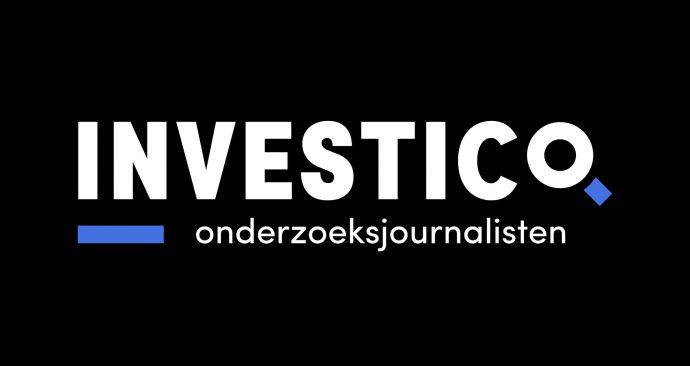 logo Investico met meer achtergrond