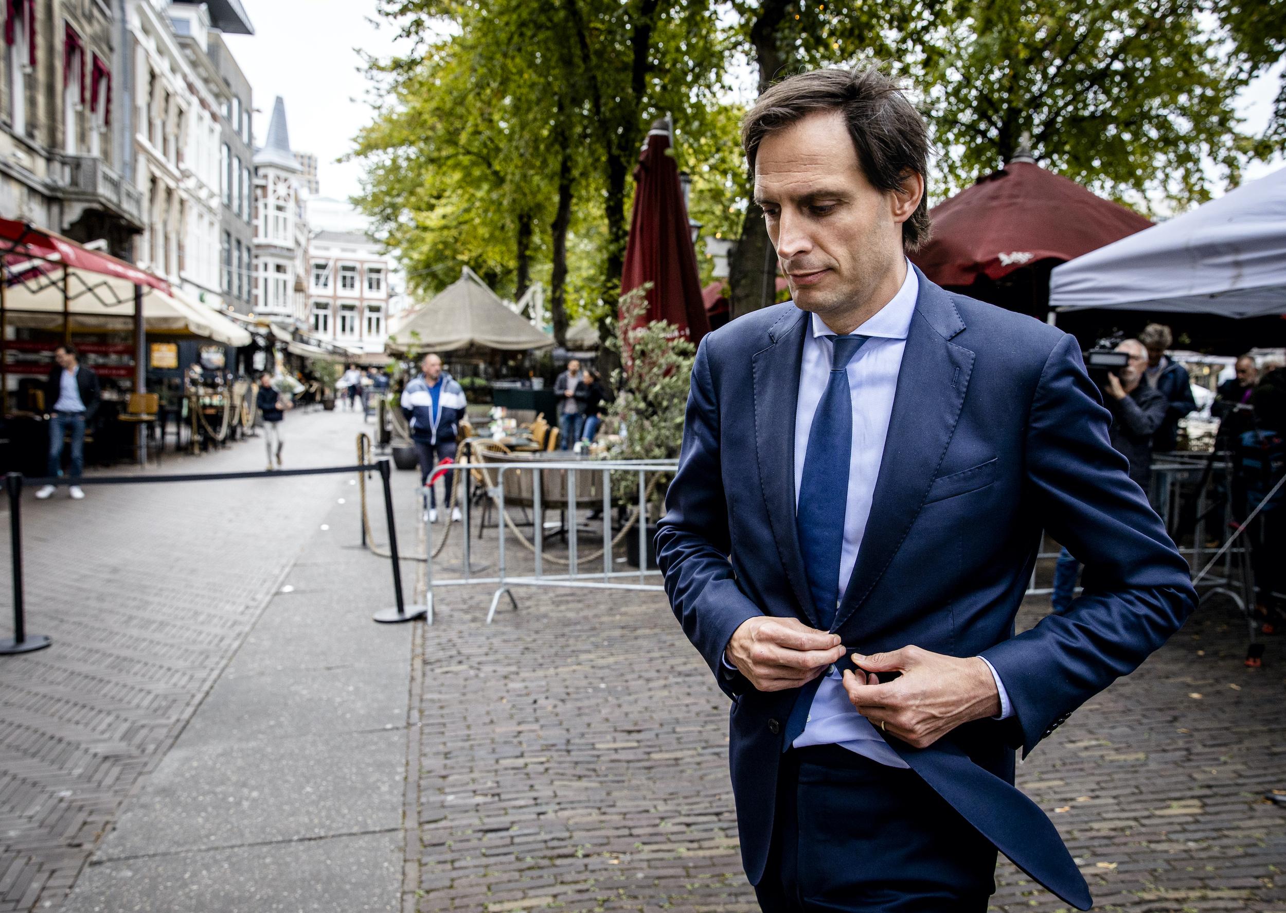 VVD, D66 en CDA weer om de tafel met Remkes